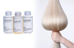Лечение волос Olaplex